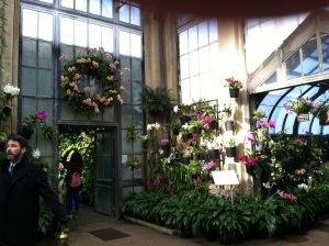 Orchid Room at Longwood Gardens
